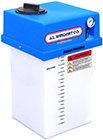 Compact 10 gallon glycol feed system