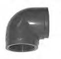 Elbow 90° PVC SxFPT
