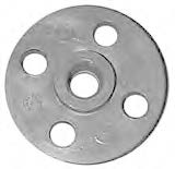 "1/2"" Flange (FPT) CPVC Schedule 80"